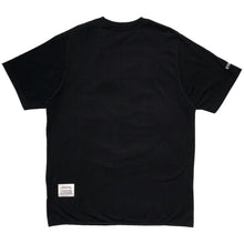 Load image into Gallery viewer, 【HERON PRESTON】T-SHIRT OVER HERON COLORS BLACK MULTICOL