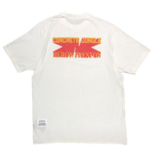 画像をギャラリービューアに読み込む, 【HERON PRESTON】T-SHIRT OVER CONCRETE JUNGLE WHITE MULTI