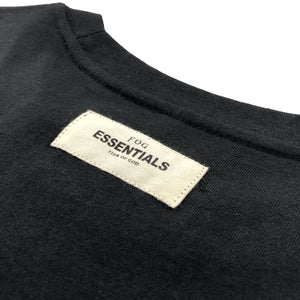 【FOG ESSENTIALS】FOG BOXY TEE BLACK