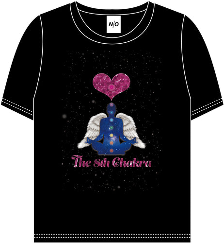 先行予約商品【IG × N/O Releasing】The 8th Chakra TEE