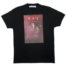 Load image into Gallery viewer, 【Off-White】SPRAYED CARAVAGG S/S SLIM TEE BLACK WHITE