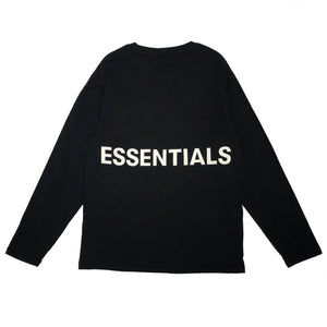 【FOG ESSENTIALS】FOG BOXY GRAPHIC LS TEE STRETCH LIMO