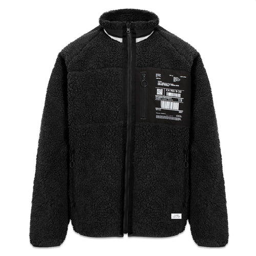 【STAMPD】Cardiff Reversible Sherpa Jacket
