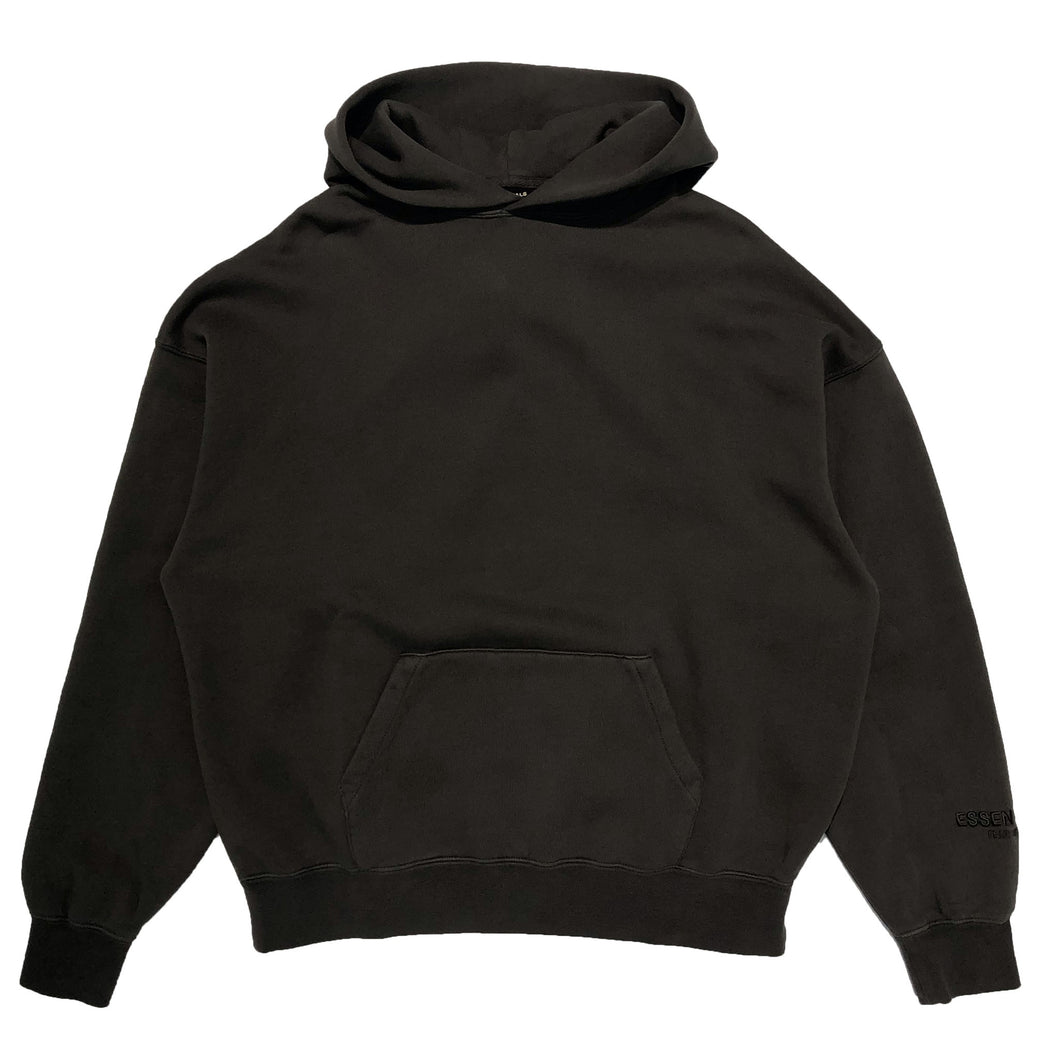 【FOG ESSENTIALS】ESSENTIALS HOODIE BLACK