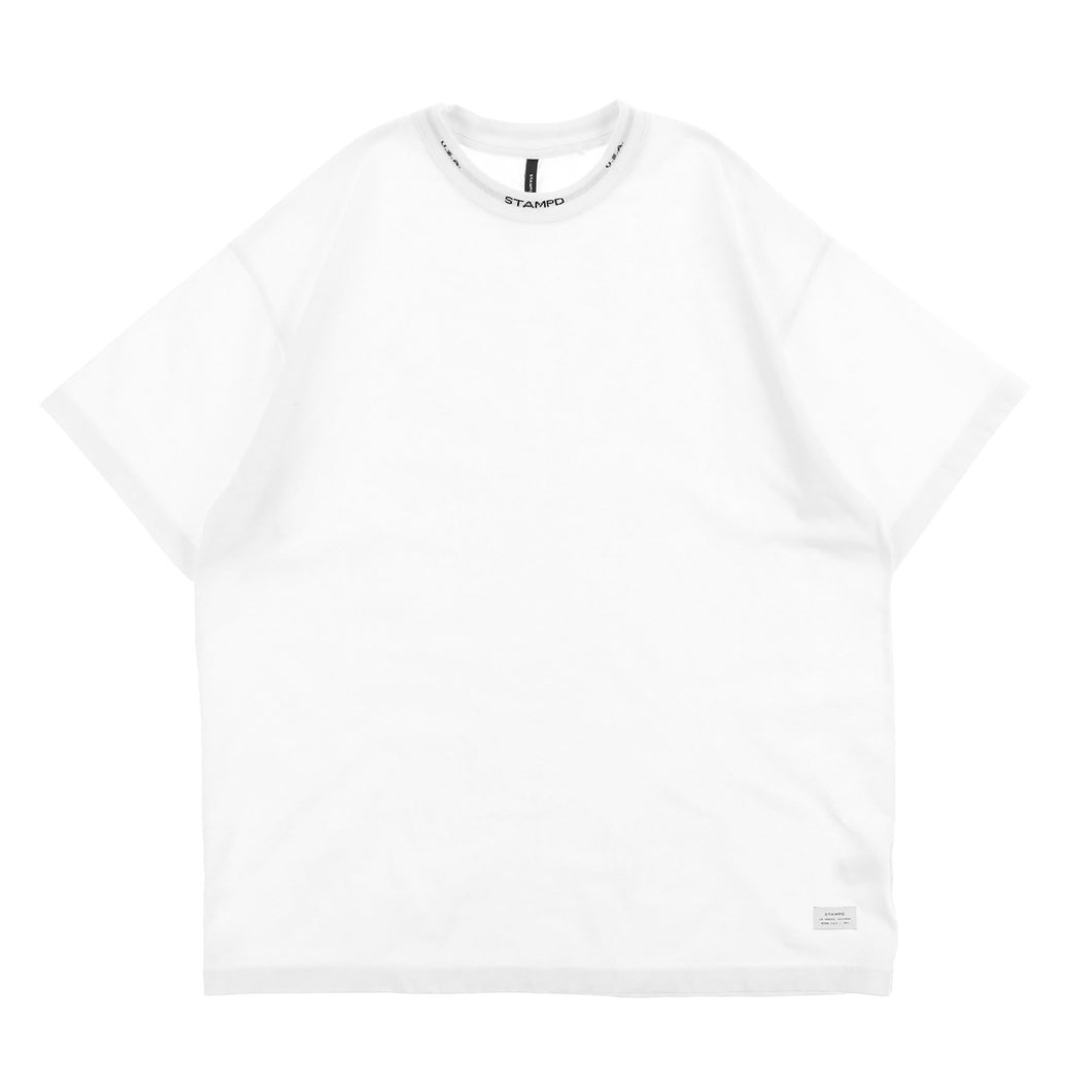 【STAMPD】GALE TEE / WHT