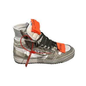 【Off-White】OFF COURT SNEAKER OFF WHITE NO COLOR