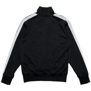 【Palm Angels】CLASSIC TRACK JKT BLACK WHITE