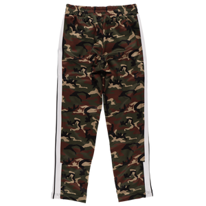 【Palm Angels】CLASSIC CAMO TRACK PANTS ALL OVER WHITE