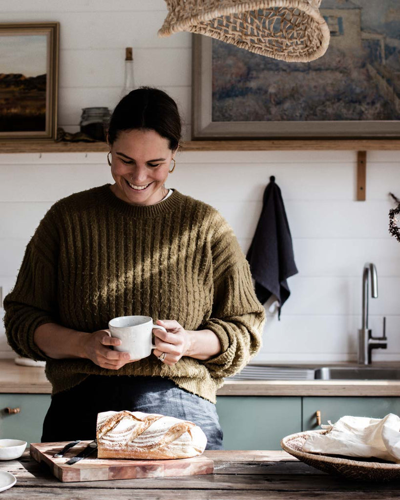 At home with Christie from The Slow Drift