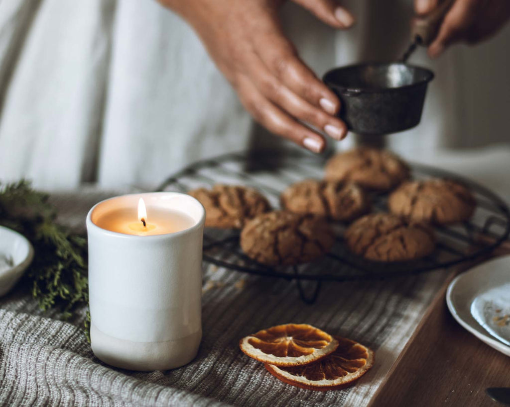 Pre-Order your Gingerbread Candle