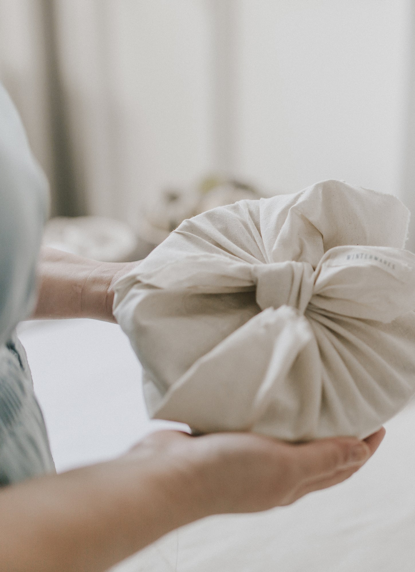 furoshiki cloth wrapping