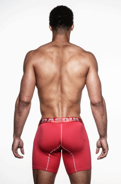 CRIMSON BOXER BRIEF