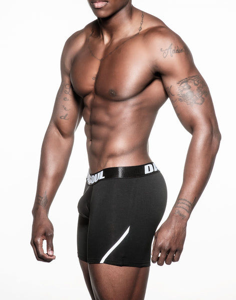 EBONY BOXER BRIEF