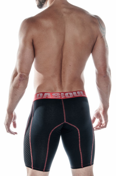 DASOUL LONG WORKOUT BOXER BRIEF