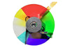 Color Wheel for BenQ Projector MW767 MX766 PN2367730D5R8942