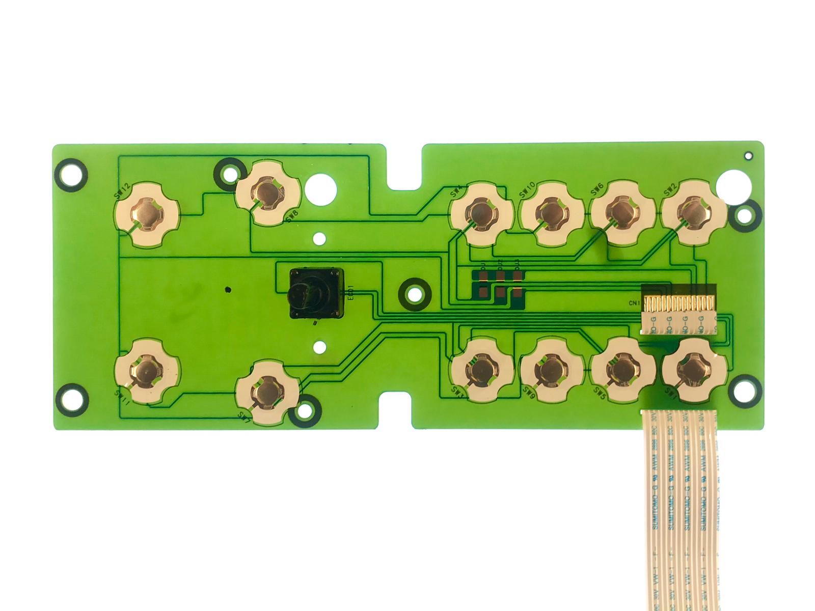 Control Board For Samsung Microwave Oven MS23K3515AS DKM-MS23T