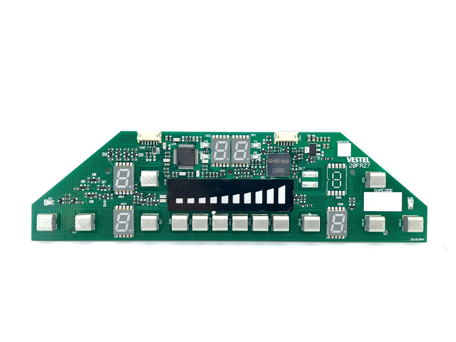 Control Board Sharp KH6I31BS00