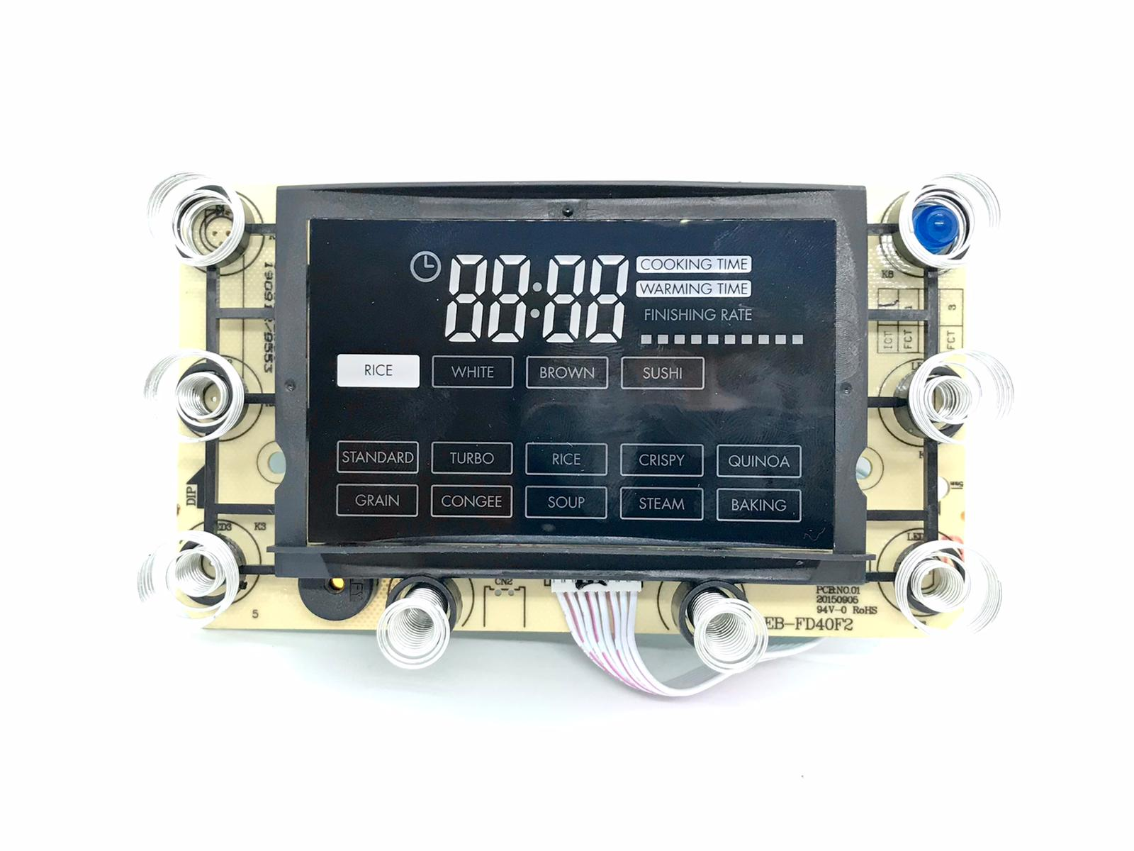 Control Display Board Reishunger 538-DRK
