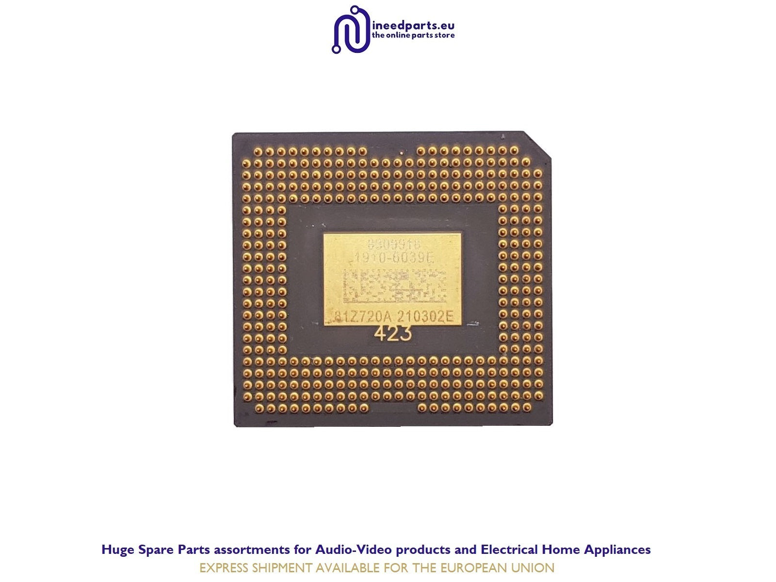 IC DMD CHIP 1080p FullHD 1910-6037E 1910-6039E for FullHD Projectors 7A.J7L01.001