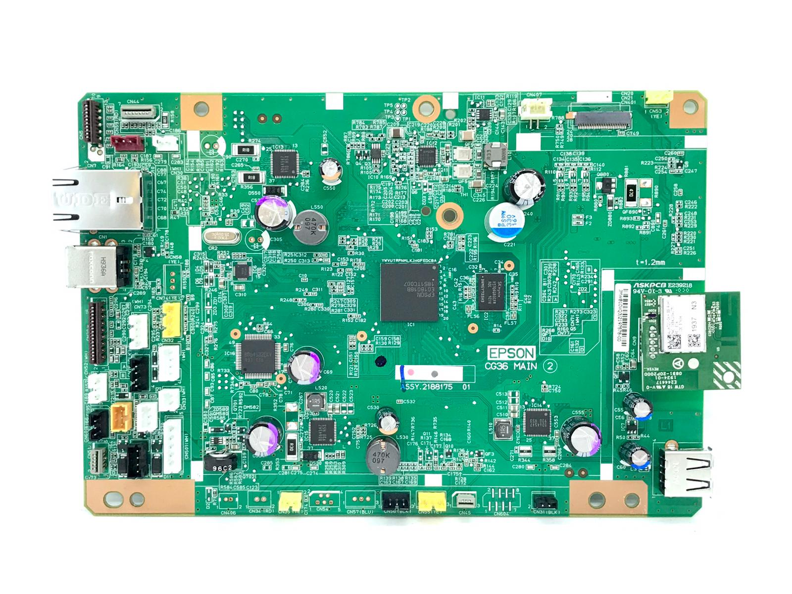 Main Board CG36 Epson WF 7715
