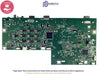 Main Board BenQ MS619ST 4H.26K01.A01 Replacement