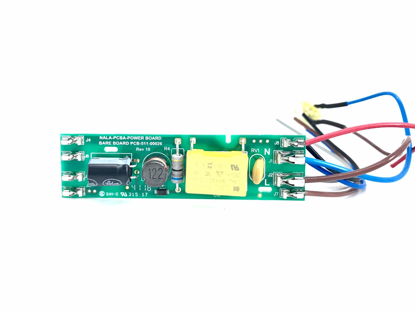 Power Board PCB-511-00026 GHD Styler S7N261