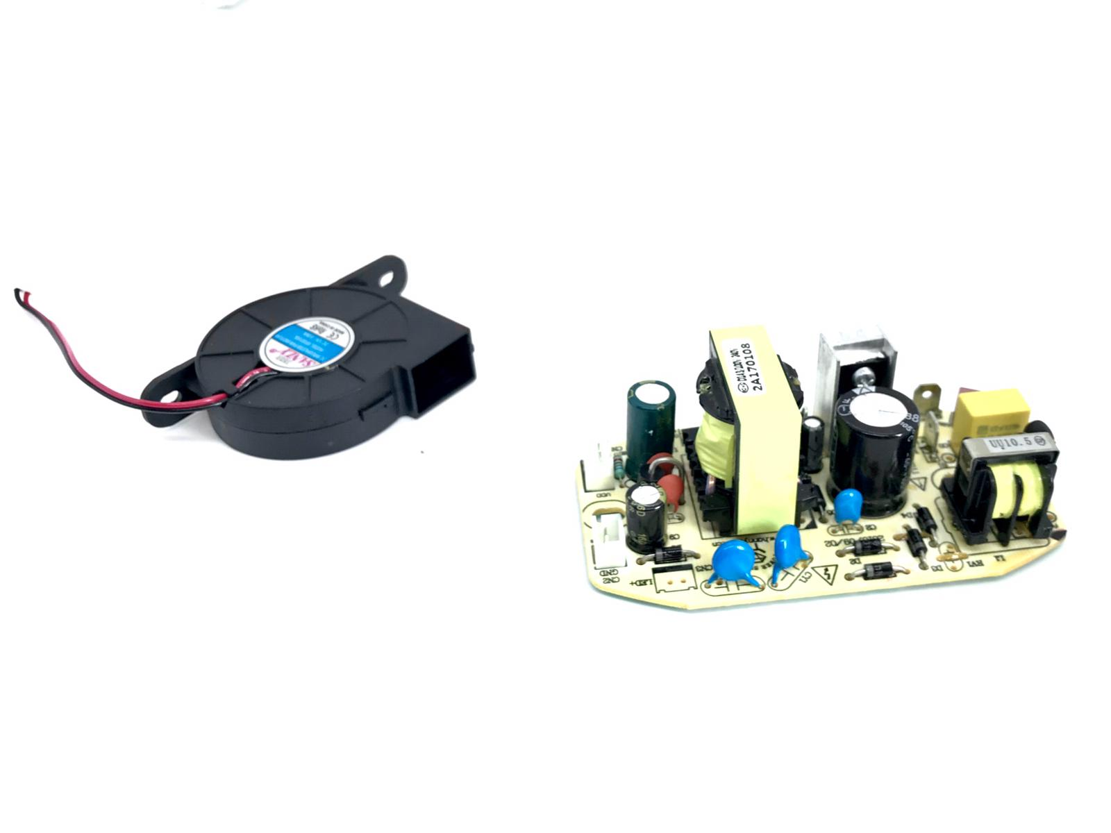 Power Board and Blower Fan SimpleTaste HTJ-2156