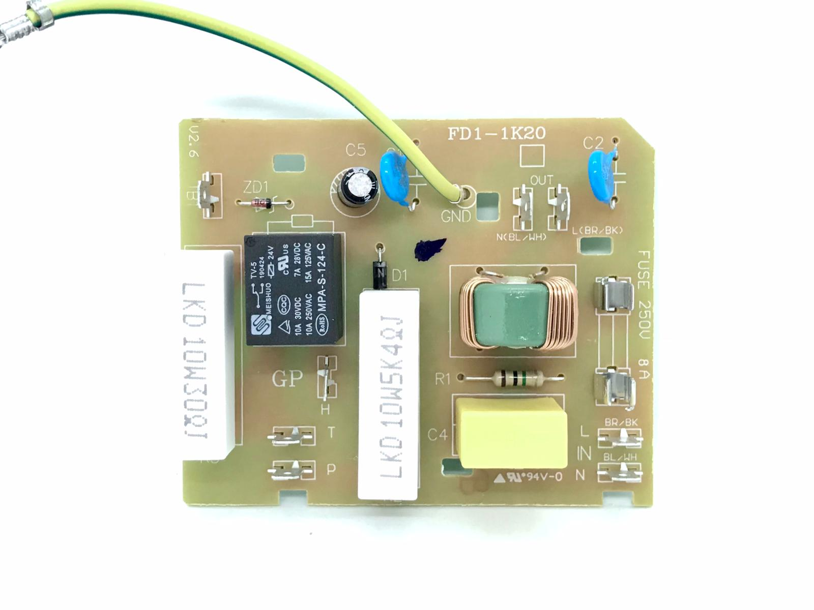 Power Board and Magnetron Candy CMG2071M
