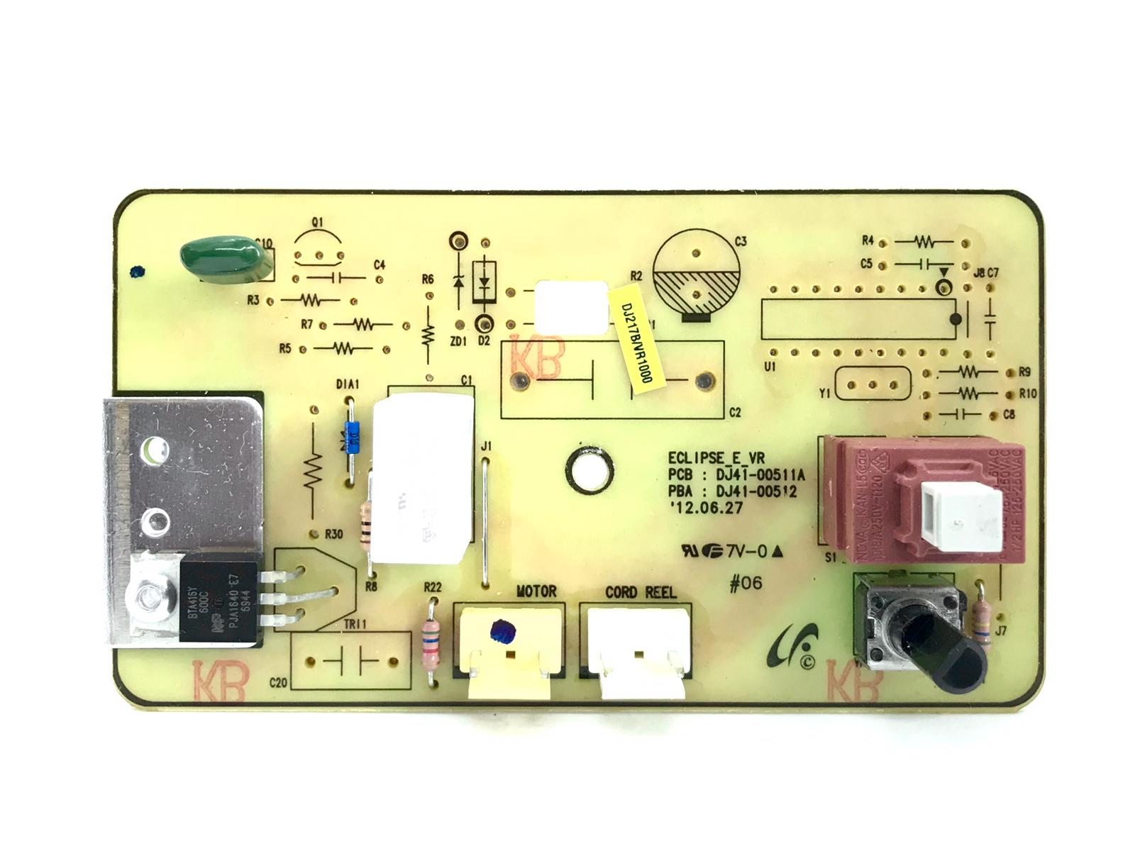 Power Board and Power Cable Samsung SC07M3150VU