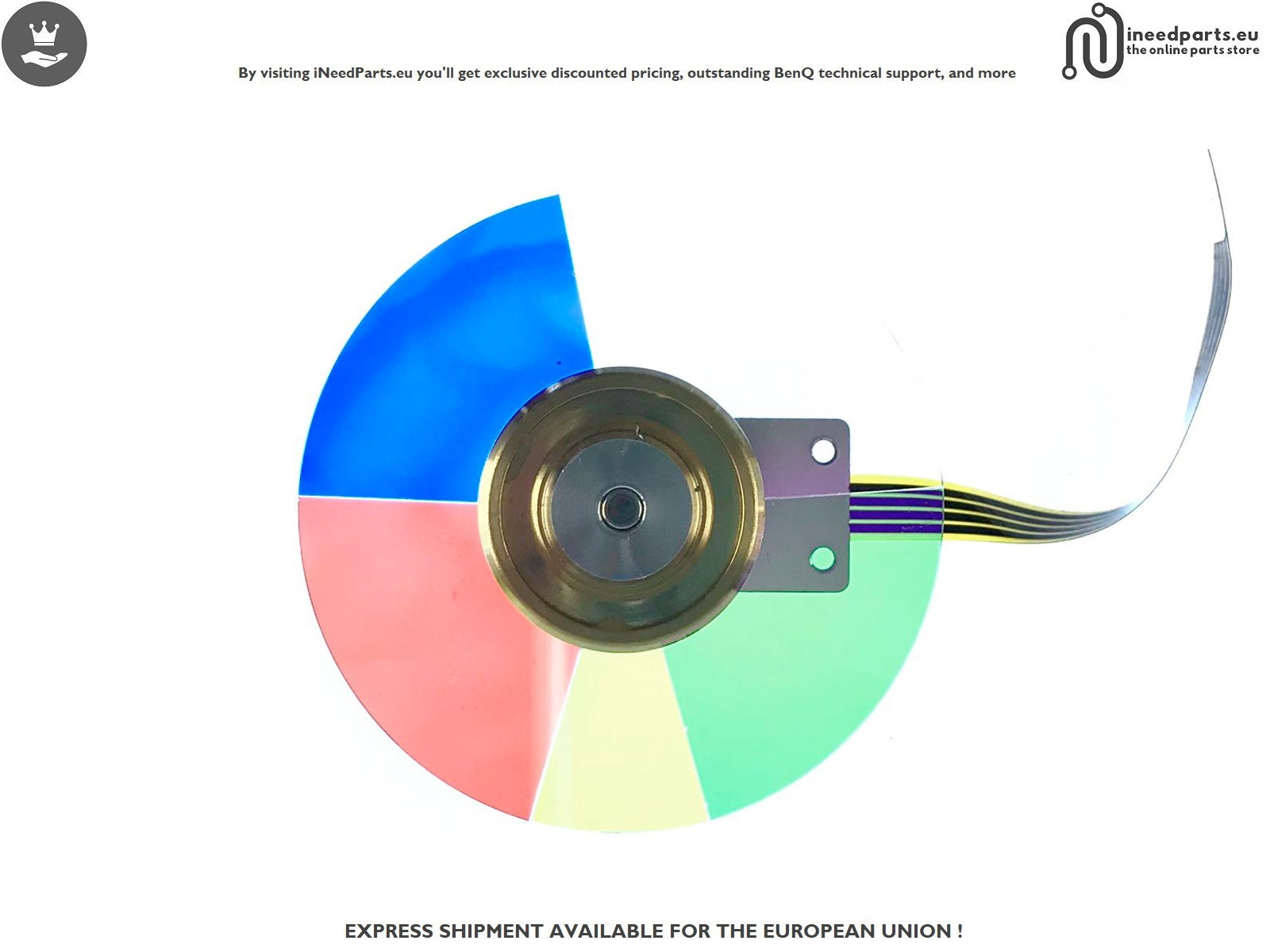 Color Wheel BenQ SP840 MH741 MH684 MH740 MX726 MW727
