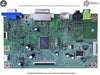 Interface Board BenQ BL2405HT 4H.1Y501.A13
