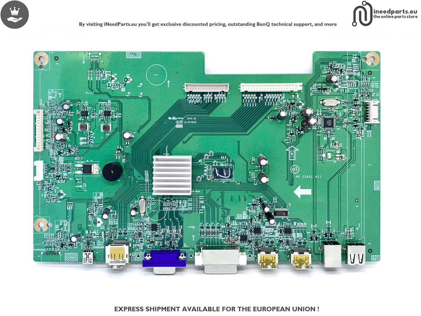 Interface Board BenQ XL2720 4H.23A01.A11 5E23A01022