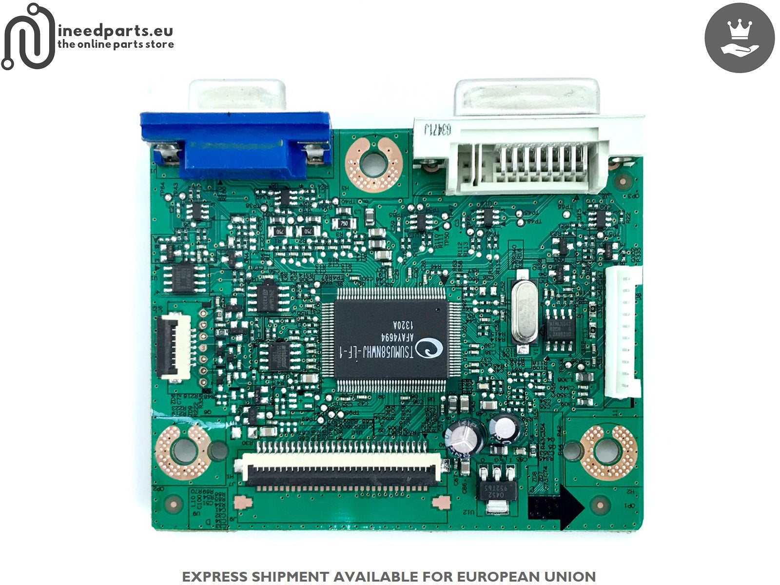 Interface Board BenQ G2255 4H.18P01.A10 5E.1LD01.004