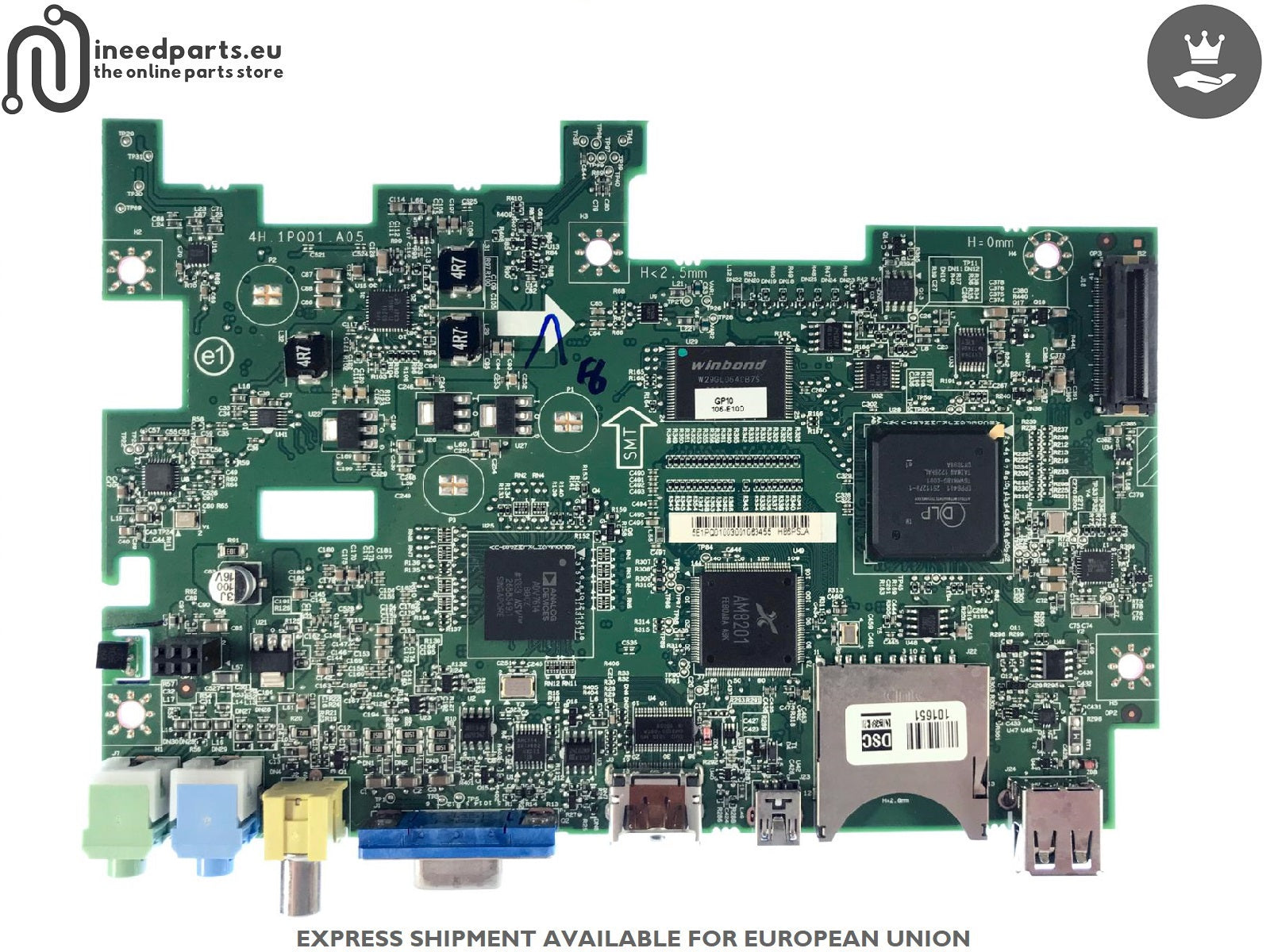 Main Board BenQ GP10 5E.1PQ01.003