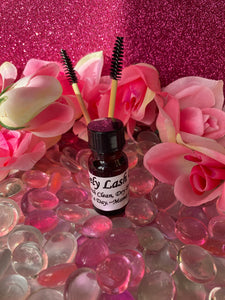 Lovely Lash Oil-  Organic Oil Blends