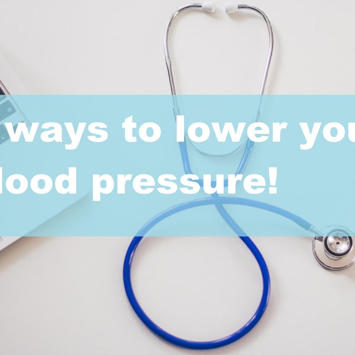 8 beneficial ways that can help lower blood pressure