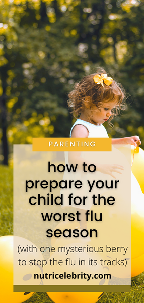 how to prepare your kid for flu season