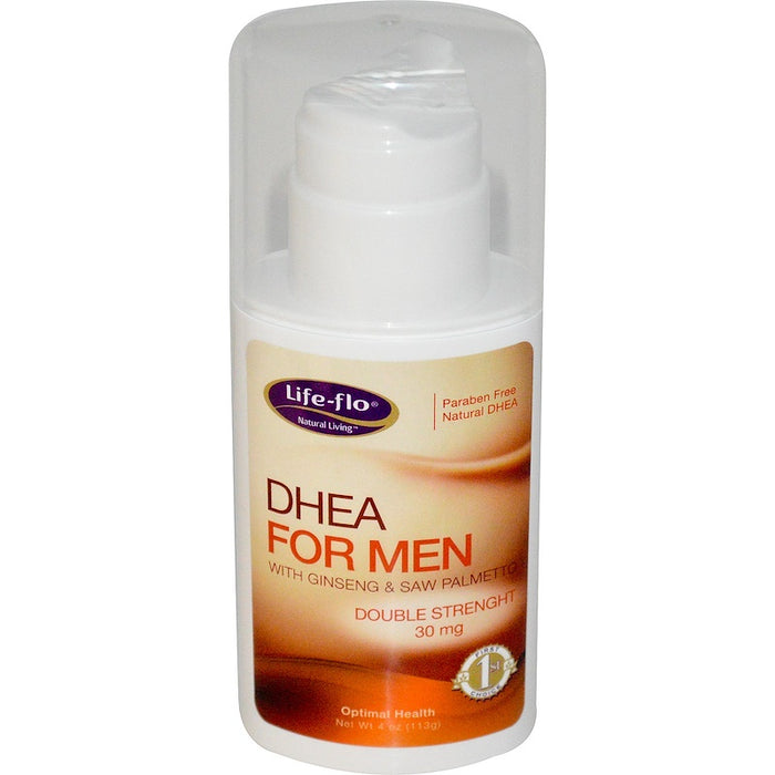Life-flo - Health, DHEA For Men, 4 oz (113 g)