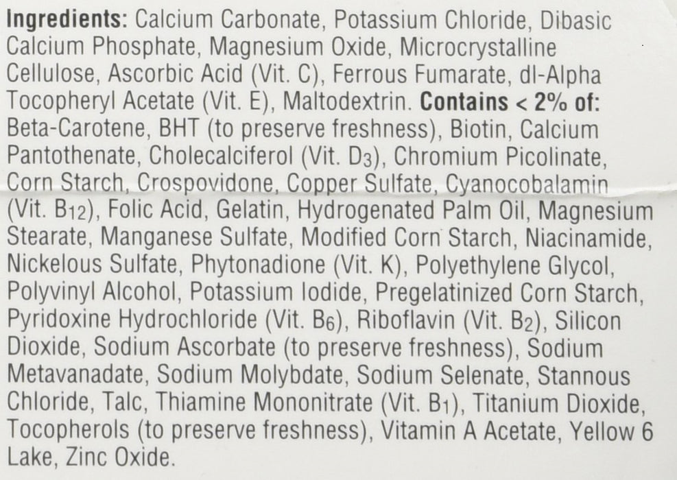 Centrum - Adults Under 50 Multi-Vitamin Supplement, 130 Count