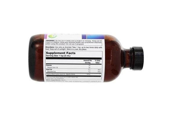 Heritage Products - Black Seed Oil, 8 Ounce