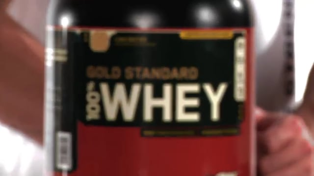 Optimum Nutrition, Whey Gold Standard Protein, Chocolate, 2 lb (909 g)