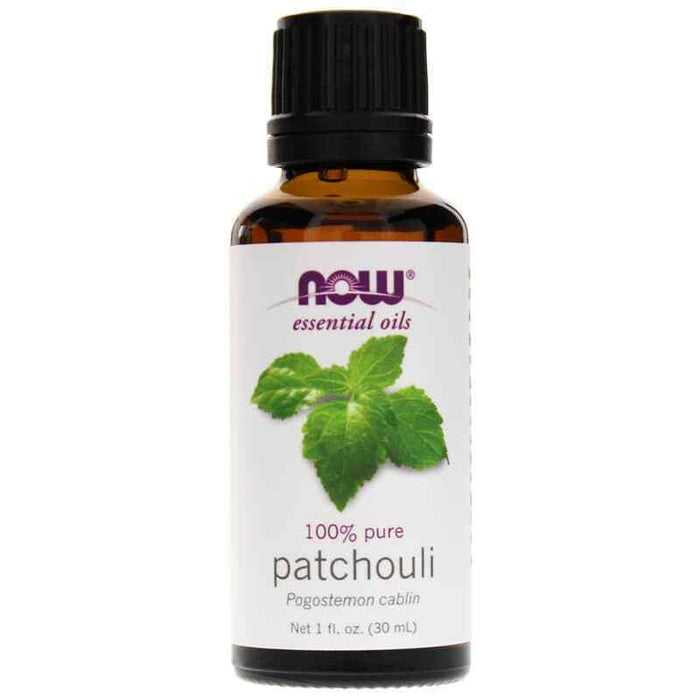 Now Foods Patchouli Essential OIL 1 OZ
