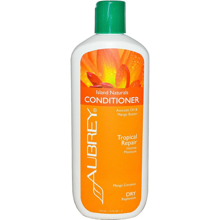 Aubrey organics Island Naturals Replenishing Conditioner 11 fl oz