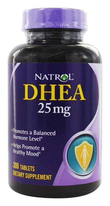 Natrol  DHEA 25 mg, 300 Tablets