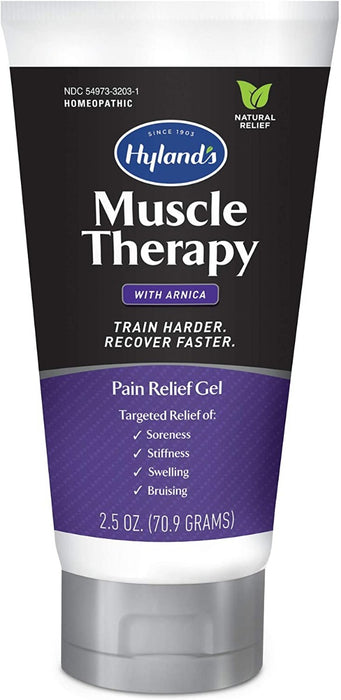 Hyland's Muscle Therapy Gel with Arnica, 2.5 ounce