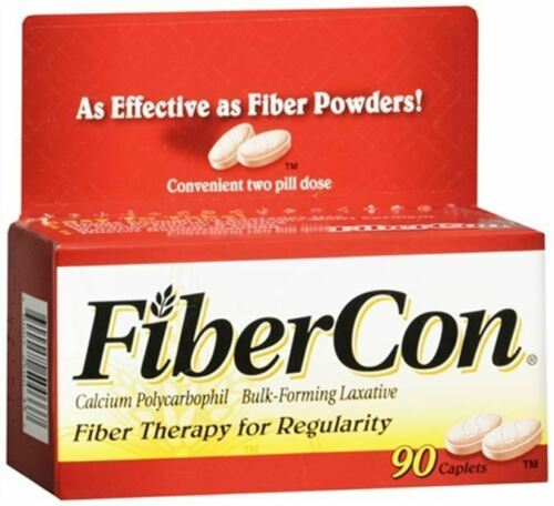 Fibercon Fiber Therapy For Regularity, 90ct