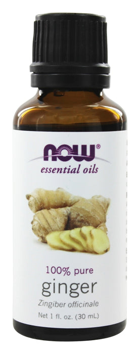 Now Foods Essential Oils, Ginger Oil, 1 fl oz (30 ml)