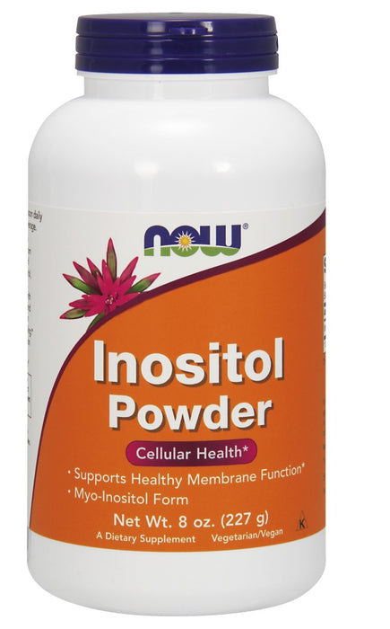 Now Foods Inositol Powder, 8 oz (227 g)