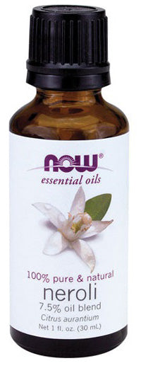 Now Foods Essential Oils, Neroli Oil, 1 fl oz (30 ml)