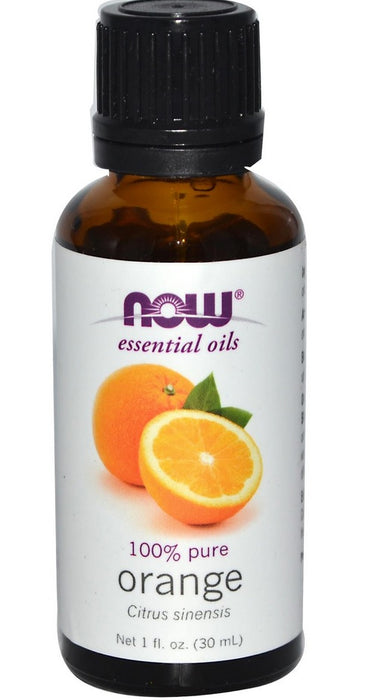 Now Foods Essential Oils, Orange, 1 fl oz (30 ml)